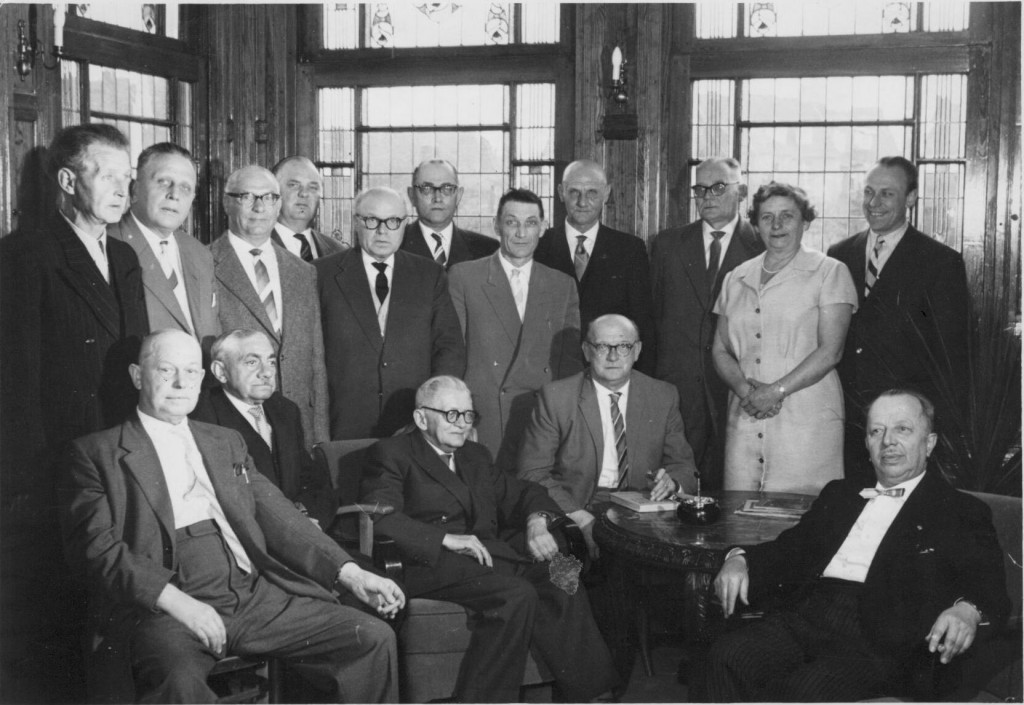SPD-Abgeordnete im Kreistag 1946