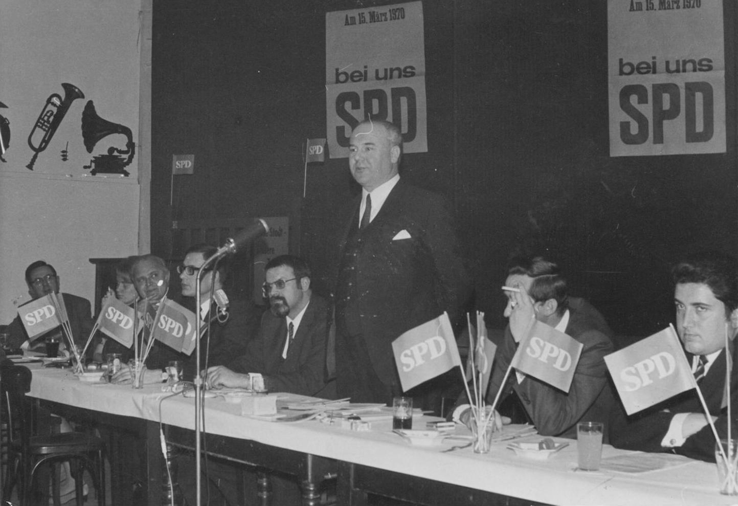 100 Jahre Sozialdemokratie in Willich