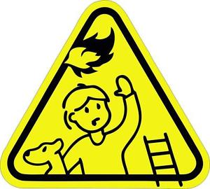 SPD-Antrag erfolgreich: Lebensrettender Aufkleber für Kinder