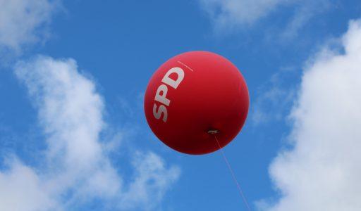 Wegen COVID-19: SPD setzt Wahlkampf aus