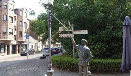 "Instandsetzung der Skulptur ""Laaterepit"""