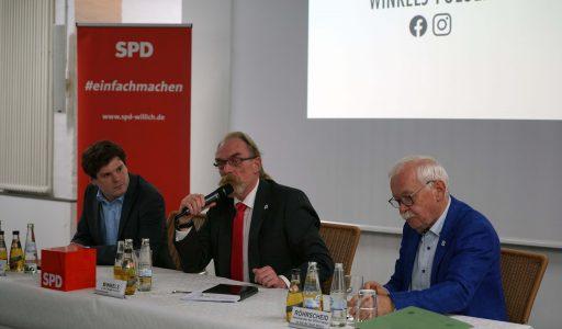 Dietmar Winkels zum Bürgermeisterkandidaten nominiert