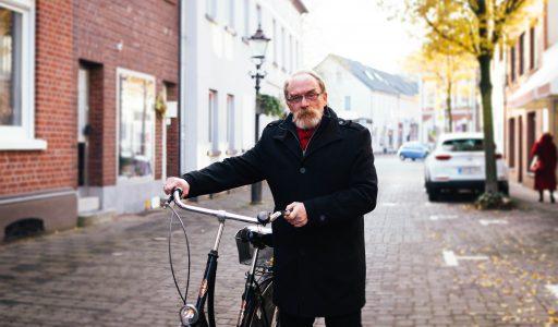 """Dietmar Winkels möchte Konzept """"Willich 2040"""""""